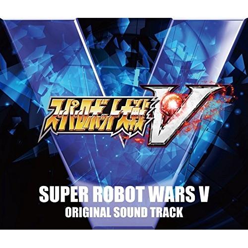 【CD】PSR4/PS Vita用ソフト 『スーパーロボット大戦V』 オリジナルサ…/ゲームミュージック [LACA-9586] ゲームミユージツク